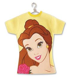 Disney - Belle Mini T-Shirt: Amazon.com: Kitchen & Dining