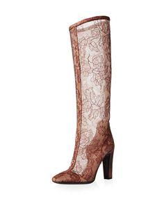 Valentino Women's Lace Boot at MYHABIT