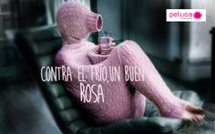 ¡Buenos días Peluseros! El mejor remedio para que no se nos congelen las ideas con este frío de diciembre es taparnos con un buen rosa. ¿Y tú, tienes uno?  www.pelusapublicidad.com | www.twitter.com/publipelusa #Publicidad #Web #Diseño #Miércoles #Rosa #Madrid