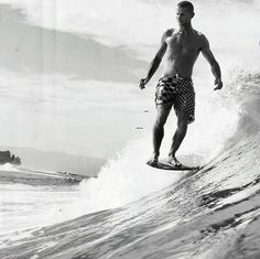 Joel Tudor.surfing / Black and White Photography
