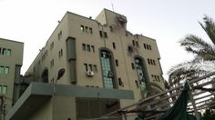 Israel destroys el-Wafa hospital - the ONLY rehabilitation center in the Gaza strip - as staff evacuates all patients