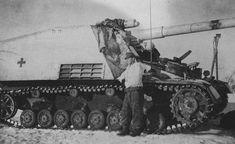 """Panzerfeldhaubitze 18M auf Geschützwagen III/IV (Sf) Sd.Kfz. 165 """"Hummel"""""""