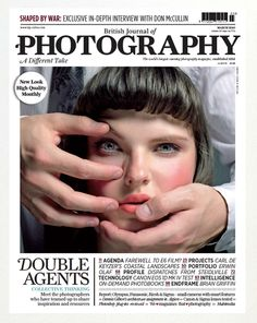 #cover British Journal of Photography #magazine (fresh look)
