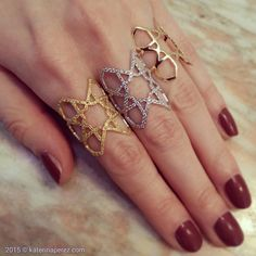 「 #Arabesque motifs have inspired many jewellers and the Lebanese designer…