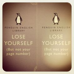 Bookmarks from the Penguin English Library: http://www.penguinenglishlibrary.com/