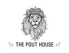 The Pout House Logo: We offers Custom & Professional Logo Design and Graphic Design Services. Visit our exclusive Logo Design Portfolio. Luxury Logo Design, Graphic Design Services, Custom Logo Design, Web Design, Business Logo, Business Card Design, Business Cards, Logan, Tailor Logo