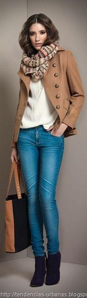 Koxis otoño invierno 2013. Lookbook - Tendencias de moda urbana verano 2013