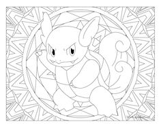 Pokemon sun and moon coloring pages adult pokemon coloring page wartortle printable coloring pages pokémon sun and moon. pokémon sun and pokémon moon are new games arriving on november discover the pokémon of the generation . Moon Coloring Pages, Mandala Coloring, Coloring Books, Free Adult Coloring, Coloring Pages For Kids, Mandala Pokémon, Pokemon Coloring Sheets, Colouring Sheets, Pichu Pokemon