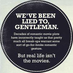 men's break up guide - Primer