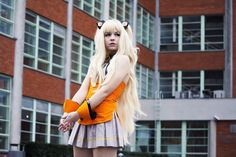 Photosession with Yuu #Cosplay #Anime #SeeU