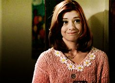 alison hannigan was Willow not Lilly