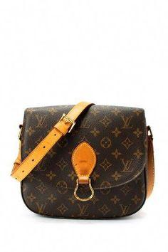 a5f8355f6f0c Vintage Louis Vuitton St-Cloud GM Crossbody on HauteLook   Louisvuittonhandbags Louis Vuitton Crossbody
