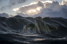 Ray Collins | He's the world's best water photographer and he's just released these haunting images.