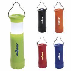 21171 - Camping Hanging Lantern w/ Flashlight