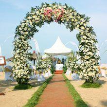Wonderful wedding decoration for your dream wedding in Bali - Bali Tropic Resort