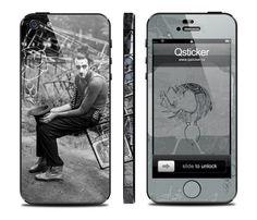Виниловая наклейка для iPhone 5 Иван Князев - Слон купить в интернет-магазине BeautyApple.ru.