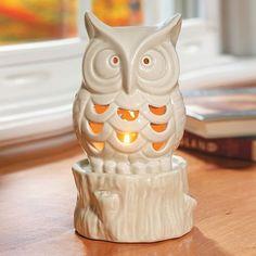 Yankee Candle Owl Tealight Candleholder #Kohls #holiday #decor