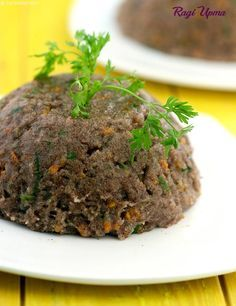 રાગીનો ઉપમા ની રેસીપી, Ragi Upma ( Iron Rich) Recipe In Gujarati Healthy Recepies, Healthy Breakfast Recipes, Vegetarian Recipes, Curry Recipes, Healthy Foods, Baby Food Recipes, Indian Food Recipes, Cooking Recipes, Flour Recipes