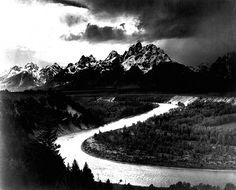 Ansel Adams Photography Large