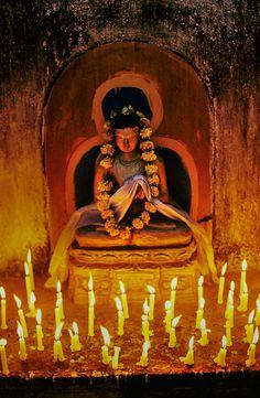 108 Buddhas | Bodh Gaya, India