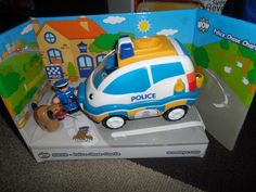 Mommy's Block Party: Roll into the New School Year with Creative Play Toys from WOW Toys #Review and #Giveaway #WOWToys