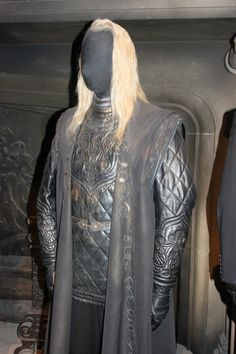 Costume Selection: Lucius Malfoy by Skarkdahn