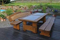 a rustic garden bench for two see detailed project. Black Bedroom Furniture Sets. Home Design Ideas