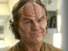 John Billingsley as Dr. Phlox in Enterprise