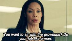 Jessica Pearson Is Why You Should Be Watching Suits Suits Tv Shows, Suits Series, Jessica Pearson, Suits Quotes, Nurse Jackie, The L Word, Mary Tyler Moore, Savage Quotes, Tv Show Quotes