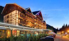 Zorganizujte kongres ve vyhledávaném Wellness Hotelu Chopok v Jasné.Wellness Hotel Chopok **** v Jasné získal podle hodnocení Trend TOP hotely a restaurace, opět i pro rok 2015 ocenění nejlepšího 4 * hotelu na Slovensku. V tomto roce rozšířil kapacity, když otevřel nové moderní kongresové centrum PRASLIČKA s kapacitou 360 osob a rozlohou 316 m². Kromě toho je klientům k dispozici i dosavadní kongresové centrum PLESNIVEC s kapacitou 150 osob a rozlohou 173 m².