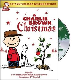 Peanuts A Charlie Brown Christmas Anniversary Deluxe Edition DVD. My Grandson Must Meet Charlie Brown! True Meaning Of Christmas, Christmas Words, Grinch Stole Christmas, Christmas Movies, Holiday Movies, Christmas Tree, Christmas Pageant, Xmas, Christmas Lights