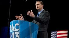 Sen. Pat Toomey, R-Pa.,condemns big government at #CPAC2013 - click for more from ABC's live blog