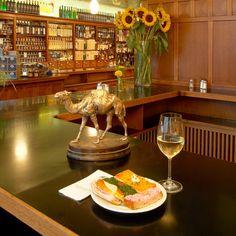 Restaurant Zum schwarzen Kameel, ein Wiener Original | creme wien