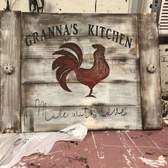 Noodle board/ gas or regular / stove cover, stovetop cover, boards for stove, farmhouse stove cover, farmhouse sign / stove board Farmhouse Signs, Farmhouse Decor, Farmhouse Style, Rustic Decor, Diy Wood Projects, Wood Crafts, Diy Crafts, Wooden Stove Top Covers, Stove Covers