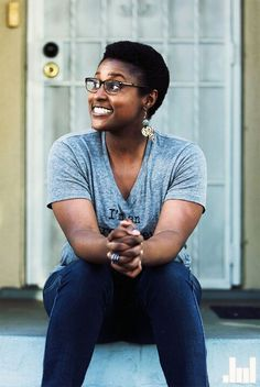 Issa Rae- from Afro Art Chick's Tumblr.