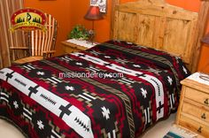 really cool bedspread!~