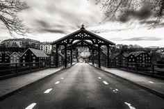 Trondheim, Wooden Houses by Aziz Nasuti on 500px
