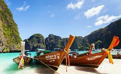 Playa Maya, Ko Phi Phi, Thailanda    |    129 Places Worth Visiting Once in a Lifetime