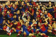 FC Barcelona Campeón de Copa del Rey 2009