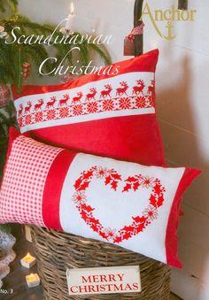 Christmas free cross stitch (photo)