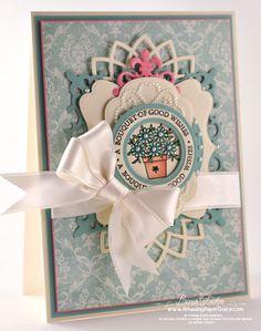 designed by Becca Feeken at Amazing Paper Grace using JustRite Sending You Sunshine