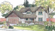 Garrison Cottage House Plan