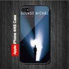 George Michael #2 iPhone 4, 4S Case - Black Case #iPhone4 #iPhone4 #PhoneCase #iPhone4Case #iPhone4Case
