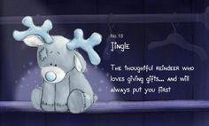 Blue nose friends jingle