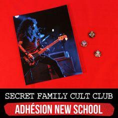 Adhésion New School SFCC