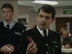 Welcome to The Thin Blue Line official youtube channel. In this classic police sitcom, Rowan Atkinson plays Inspector Fowler, head of the Uniformed Branch of...