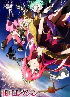 Sengoku Collection VOSTFR - Animes-Mangas-DDL.com