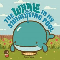 Tuesday, April 14, 2015. A young boy discovers a whale in his pool and tries everything he can think of to get it out.