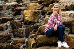 We can't wait to wear our flannels all fall long! #LaurenJames #LifeIsBetterInLJ