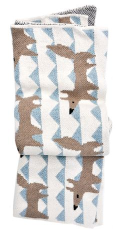 Baby Fox Blanket